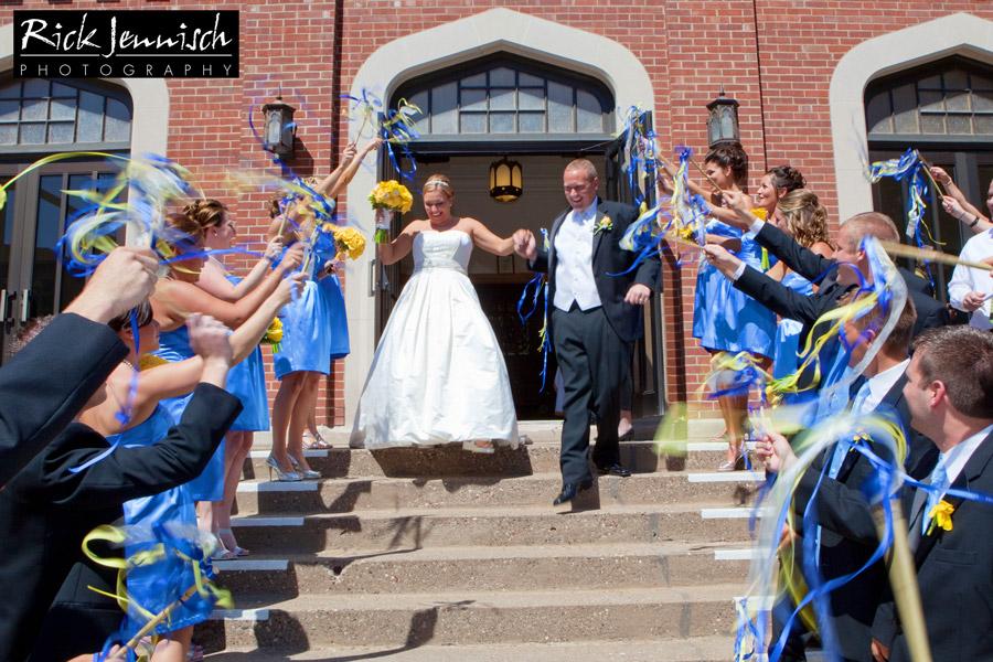 Eric and Katherine\'s Wedding in Davenport, IA - Quad Cities Wedding ...