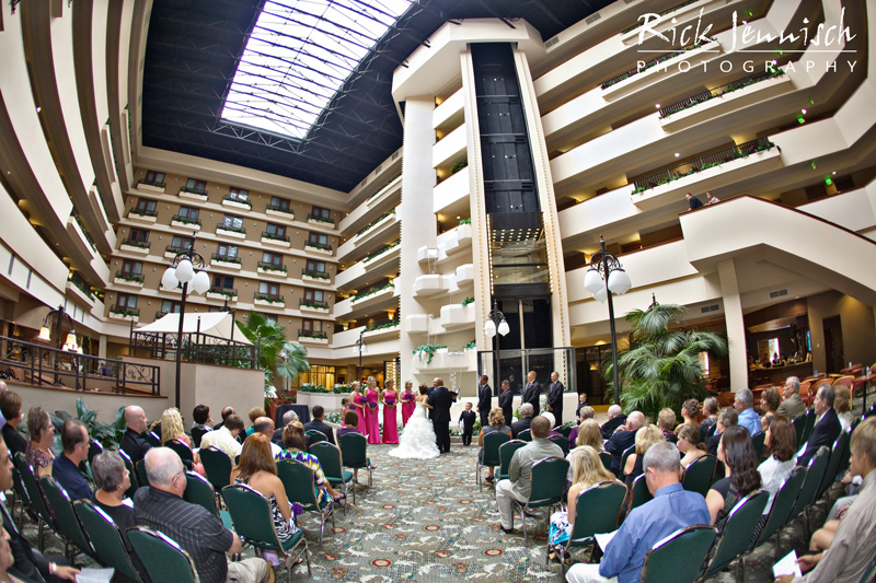 The Radisson Has Capacity To Have Both A Ceremony And Reception At Venue