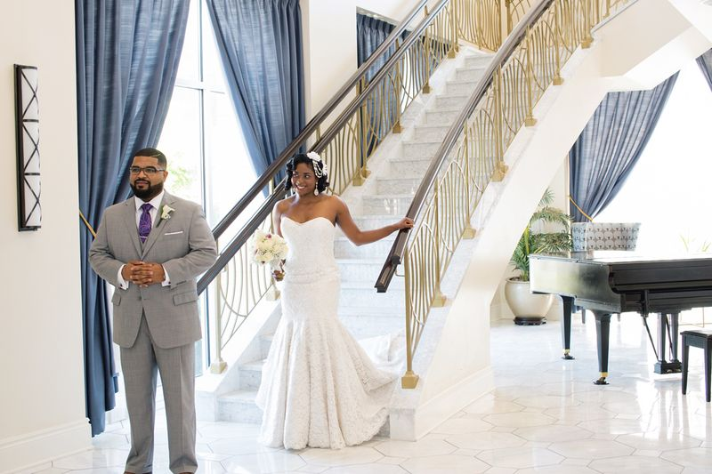 Chris And Quiana S Wedding In The Quad Cities By Rick Jennisch