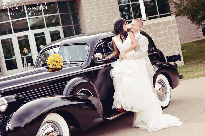 Weddings Quad Cities Wedding Photographer Rick Jennisch